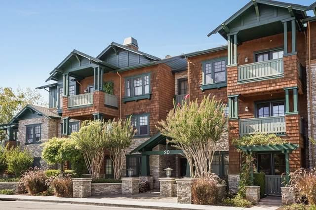 20 Madison Avenue #106, San Mateo, CA 94402 (#ML81864893) :: Mainstreet Realtors®