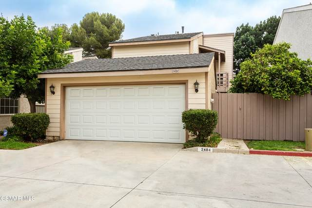 2484 Stow Street, Simi Valley, CA 93063 (#221005344) :: Blake Cory Home Selling Team