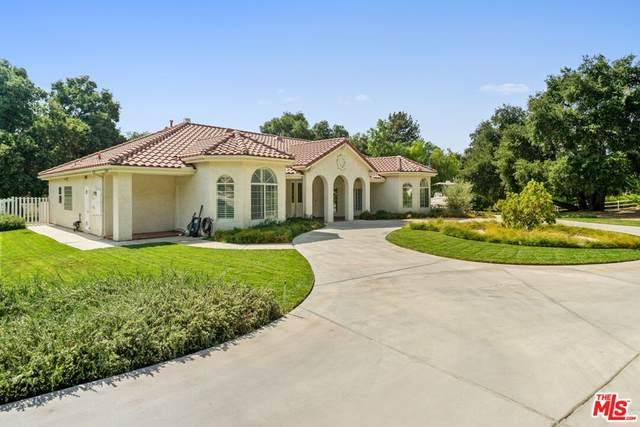 15357 Iron Canyon Road, Santa Clarita, CA 91387 (#21789966) :: Zutila, Inc.
