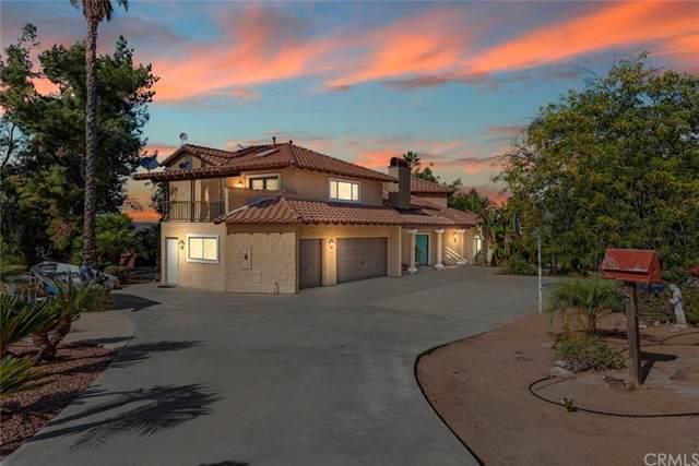 14810 Wendell Park Drive, Perris, CA 92570 (#IG21218159) :: Blake Cory Home Selling Team