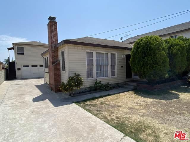 4160 W 129Th Street, Hawthorne, CA 90250 (#21790074) :: Blake Cory Home Selling Team