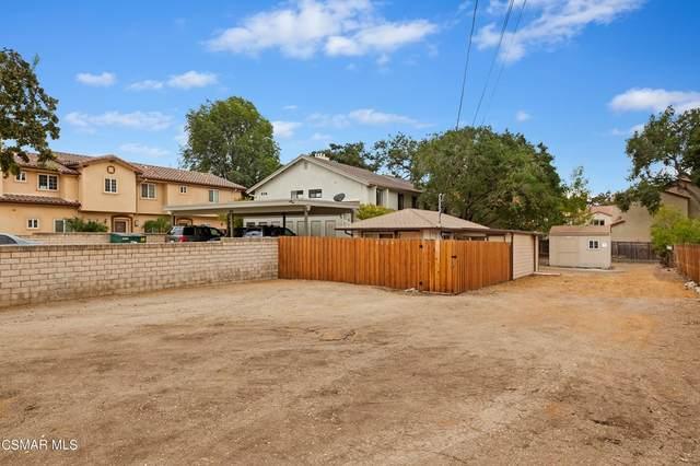 3224 Los Robles Road, Thousand Oaks, CA 91362 (#221005347) :: RE/MAX Empire Properties