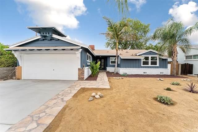 15349 Germain Street, Mission Hills (San Fernando), CA 91345 (#BB21218304) :: The Kohler Group