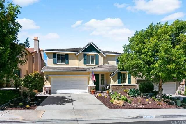 22765 Montanya Place, Murrieta, CA 92562 (#OC21214103) :: Legacy 15 Real Estate Brokers