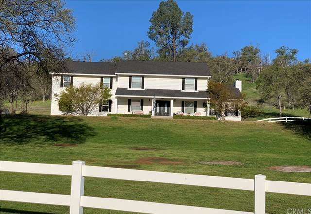 3216 Wild Rose Court, Catheys Valley, CA 95306 (#MP21189989) :: Compass