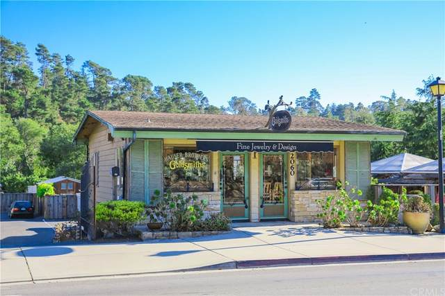 2068 Main Street, Cambria, CA 93428 (#SC21218111) :: The M&M Team Realty