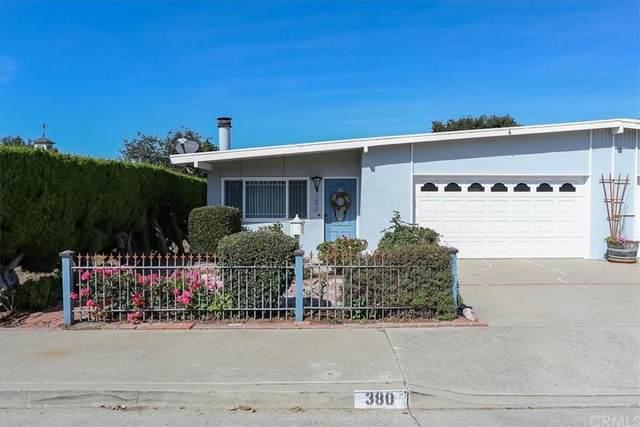 380 Tiger Tail Drive, Arroyo Grande, CA 93420 (#PI21218162) :: Blake Cory Home Selling Team