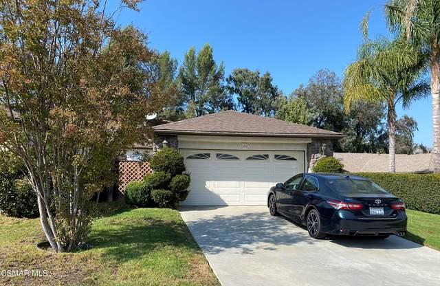 14653 Marymount Street, Moorpark, CA 93021 (#221005358) :: RE/MAX Empire Properties