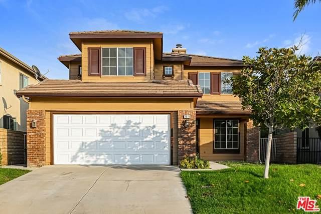 2610 Bloom Street, Simi Valley, CA 93063 (#21789972) :: Blake Cory Home Selling Team