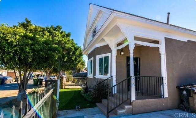 150 W 118th Street, Los Angeles (City), CA 90061 (#PTP2106905) :: The Kohler Group