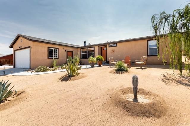 60985 Navajo, Joshua Tree, CA 92252 (MLS #OC21218469) :: ERA CARLILE Realty Group