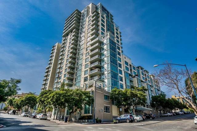 850 Beech #415, San Diego, CA 92101 (#210027761) :: Necol Realty Group