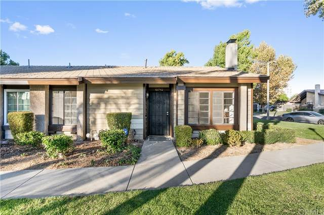 10740 Loro Verde Avenue, Loma Linda, CA 92354 (#IV21218561) :: Blake Cory Home Selling Team