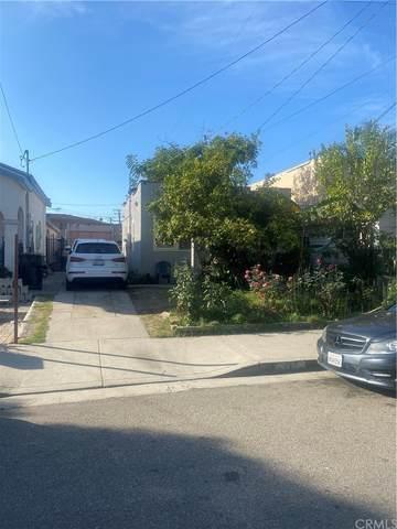 4366 W 116th Street, Hawthorne, CA 90250 (#OC21218765) :: Blake Cory Home Selling Team