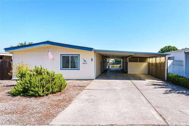 1900 S Main Street #8, Lakeport, CA 95453 (#LC21217746) :: RE/MAX Empire Properties
