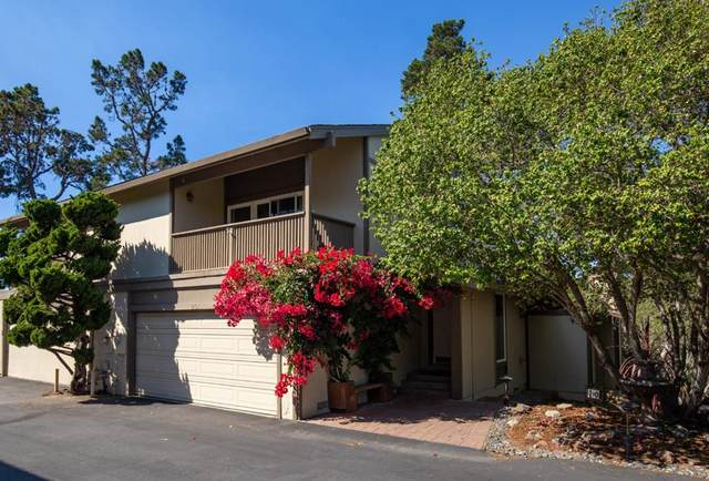 1360 Josselyn Canyon Road #20, Monterey, CA 93940 (#ML81864296) :: Blake Cory Home Selling Team