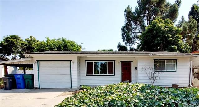 1403 Garcia Drive, San Luis Obispo, CA 93405 (#SC21215681) :: Go Gabby