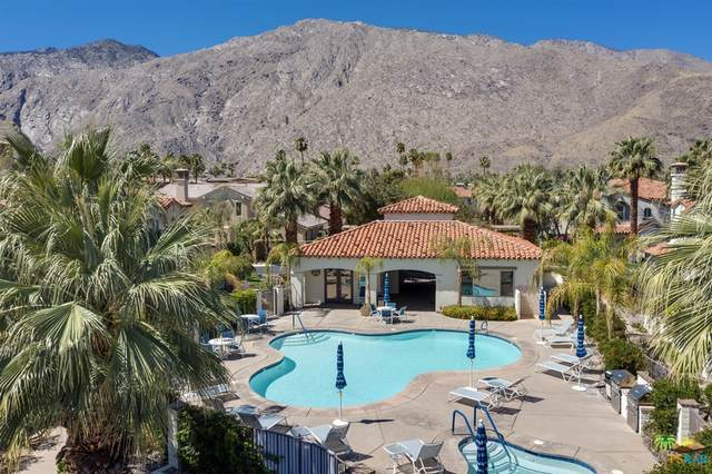 436 Limestone, Palm Springs, CA 92262 (#21789960) :: Compass