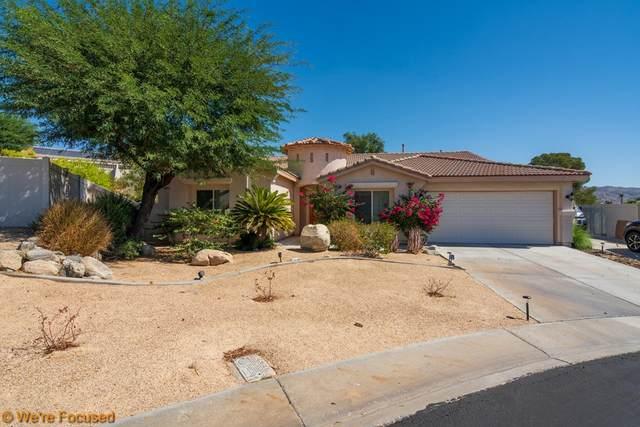 64386 Eagle Mountain Avenue, Desert Hot Springs, CA 92240 (#219068377PS) :: RE/MAX Empire Properties