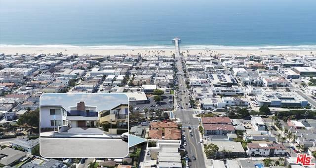 520 Manhattan Beach Boulevard, Manhattan Beach, CA 90266 (#21790870) :: RE/MAX Empire Properties