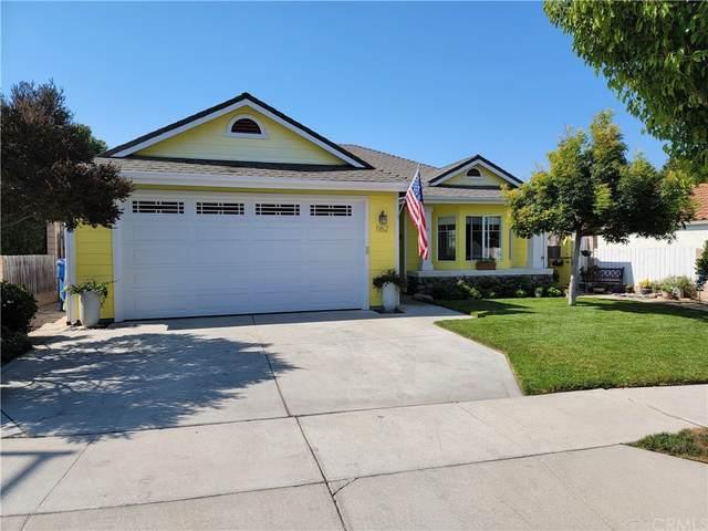 1162 Marbella Court, Grover Beach, CA 93433 (#PI21219143) :: Compass