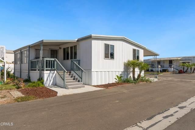 312 Rodgers Street #312, Ventura, CA 93003 (#V1-8700) :: Zutila, Inc.
