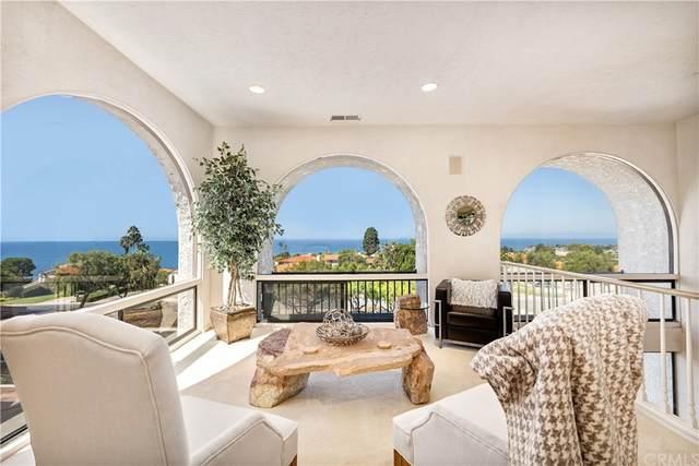 3016-west Palos Verdes Drive W, Palos Verdes Estates, CA 90274 (#PW21210773) :: Millman Team