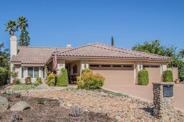3517 Santa Flora Ct, Escondido, CA 92029 (#NDP2111342) :: The M&M Team Realty