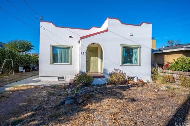 260 South St., San Luis Obispo, CA 93401 (#PI21219356) :: Mint Real Estate