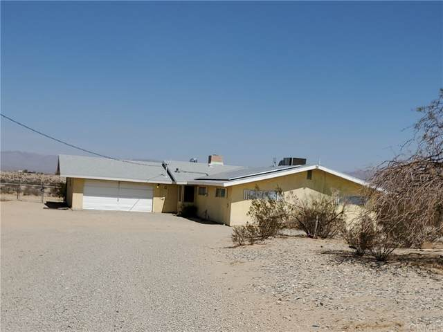 80282 Mesa Drive, 29 Palms, CA 92277 (#JT21219476) :: Team Forss Realty Group