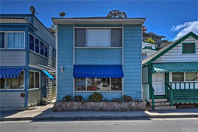 210 Claressa Avenue, Avalon, CA 90704 (#IV21219559) :: Blake Cory Home Selling Team