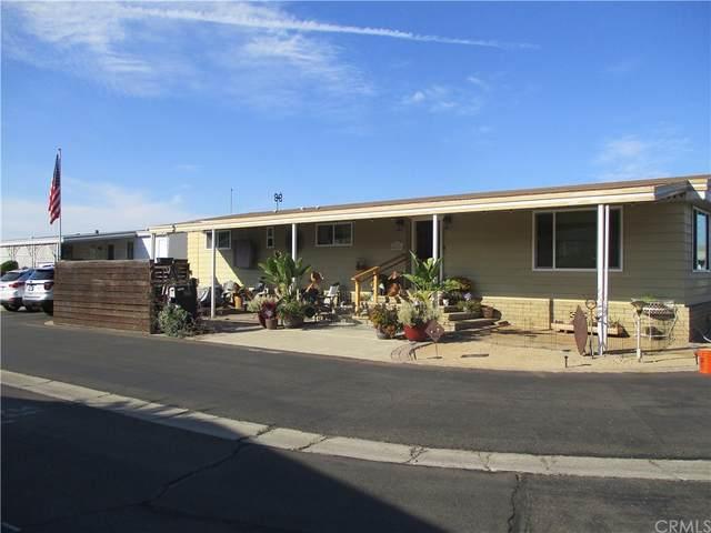 16222 Monterey Ln #381, Huntington Beach, CA 92649 (#PW21218976) :: The Kohler Group