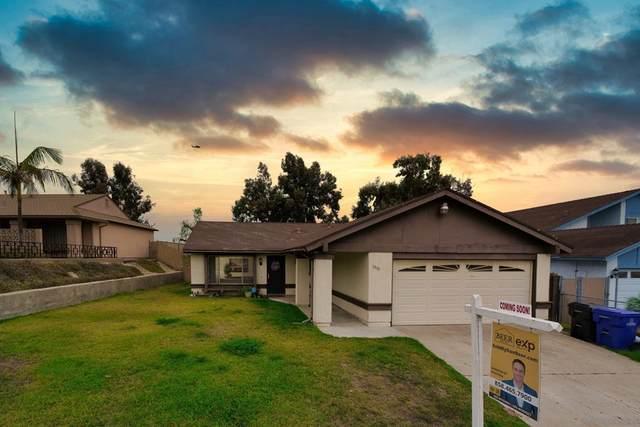 1379 Vinca Way, San Diego, CA 92114 (#210027937) :: Zutila, Inc.