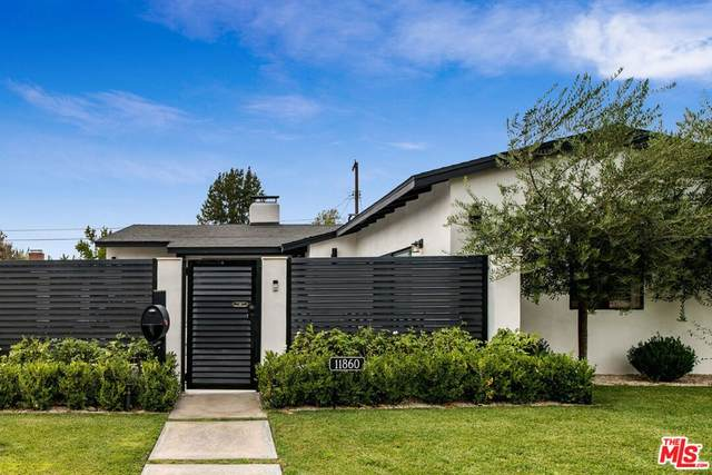 11860 Tiara Street, Valley Village, CA 91607 (#21788568) :: The M&M Team Realty