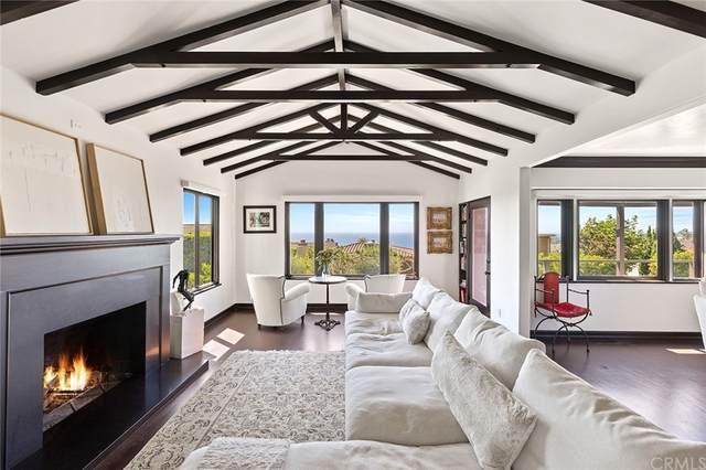 455 Hilledge Drive, Laguna Beach, CA 92651 (#LG21220100) :: Compass