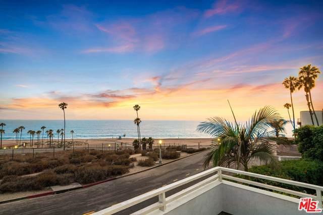 127 Napoleon Street, Playa Del Rey, CA 90293 (#21762660) :: Bill Ruane RE/MAX Estate Properties