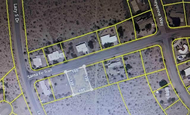 325 Santa Fe Trail, Borrego Springs, CA 92004 (#210027947) :: RE/MAX Empire Properties