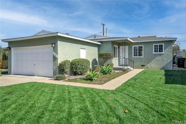 2521 Highcliff Drive, Torrance, CA 90505 (#PV21217905) :: Blake Cory Home Selling Team