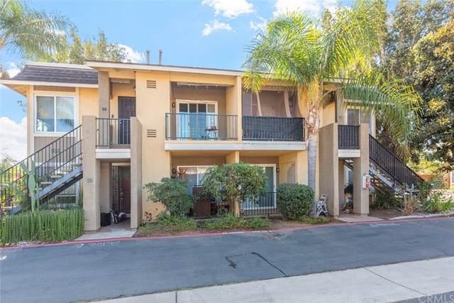 525 N Beech #22, Escondido, CA 92025 (#SW21220310) :: RE/MAX Empire Properties
