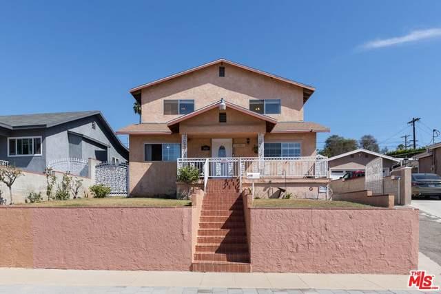 3916 Yosemite Way, Los Angeles (City), CA 90065 (MLS #21778218) :: ERA CARLILE Realty Group