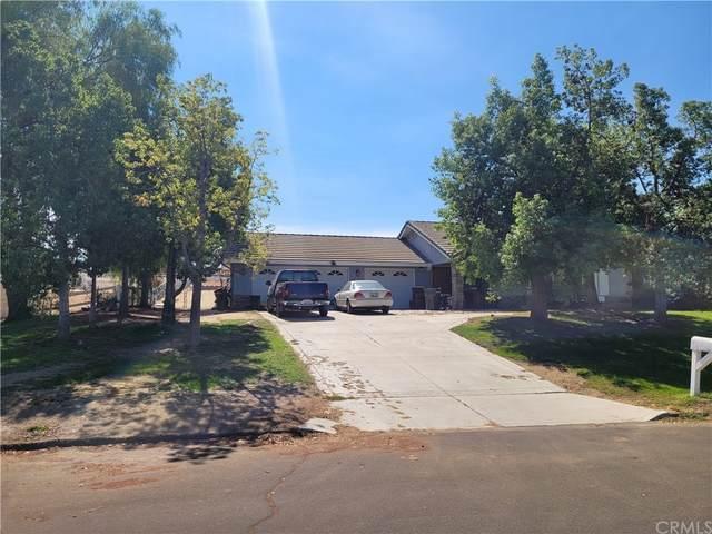 23187 Miners Road, Perris, CA 92570 (#IV21220368) :: Blake Cory Home Selling Team
