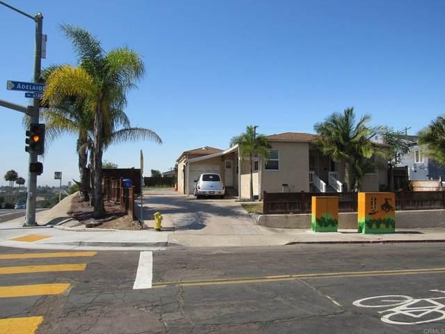 6095 Adelaide Avenue, San Diego, CA 92115 (#PTP2106971) :: Blake Cory Home Selling Team
