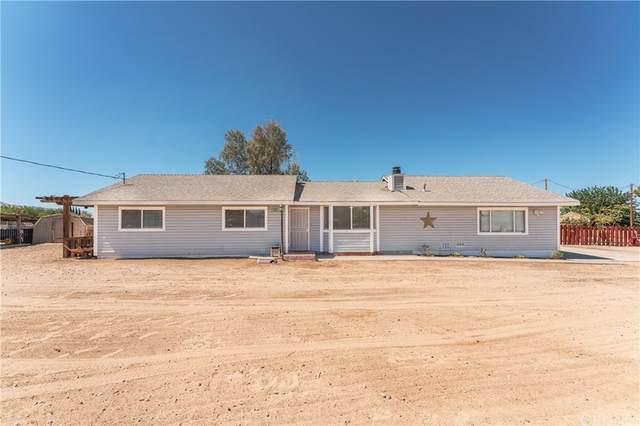 35651 89th Street E, Littlerock, CA 93543 (#SR21218999) :: RE/MAX Empire Properties