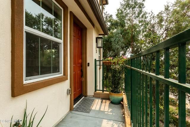 298 Morro Way #3, Simi Valley, CA 93065 (#221005402) :: Robyn Icenhower & Associates