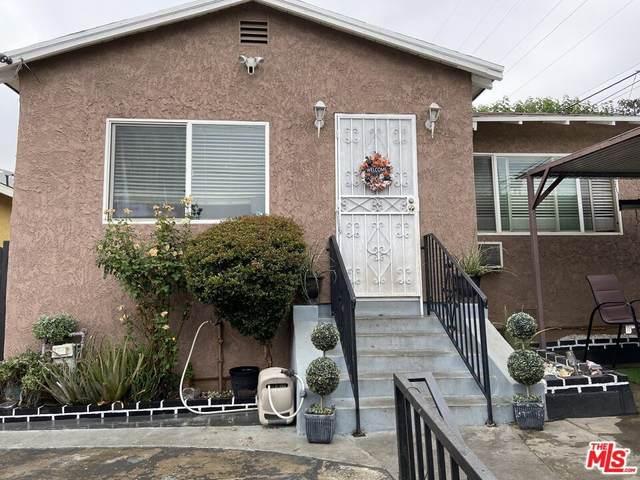 4159 E Hubbard Street, Los Angeles (City), CA 90023 (#21750454) :: Necol Realty Group