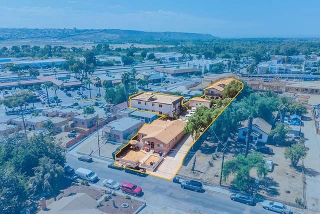 109 Alverson Road, San Diego, CA 92173 (#210027948) :: Blake Cory Home Selling Team