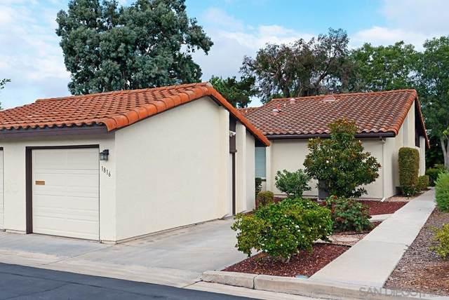 1816 Pleasantdale Dr, Encinitas, CA 92024 (#210027977) :: Team Tami