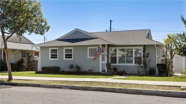3642 W 181st Street, Torrance, CA 90504 (#SB21220015) :: RE/MAX Empire Properties