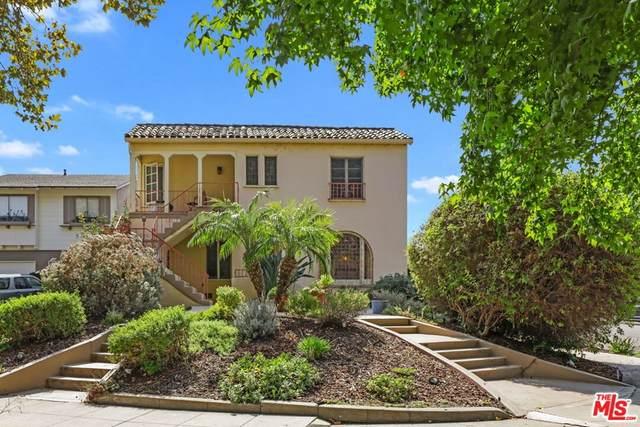 3670 Glenfeliz Boulevard, Los Angeles (City), CA 90039 (#21787680) :: Blake Cory Home Selling Team