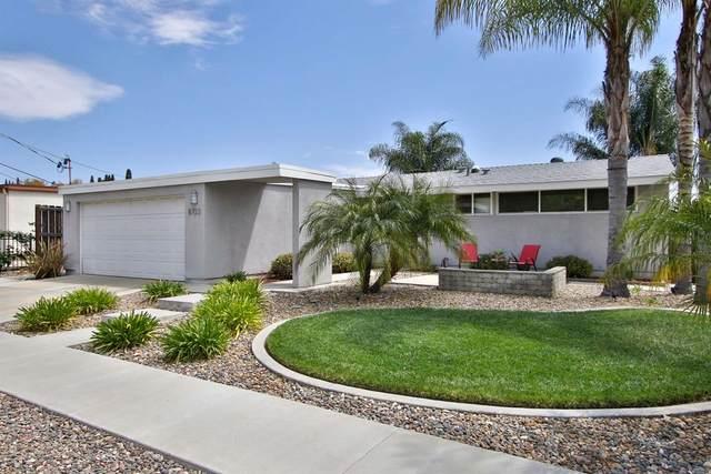 8733 Tommy Drive, San Diego, CA 92119 (#PTP2106981) :: The Kohler Group